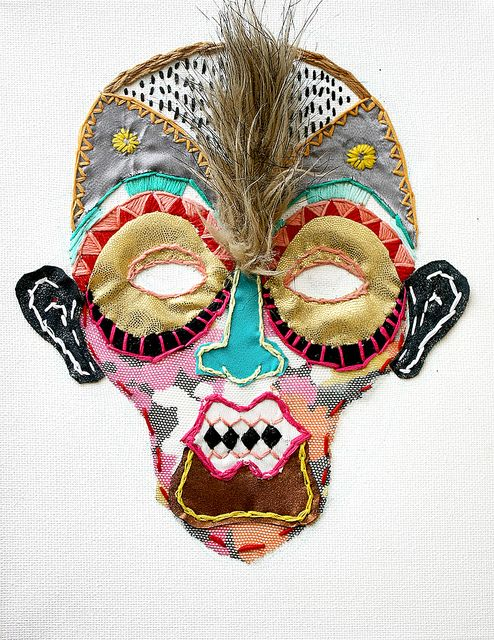 mask by soy un babar