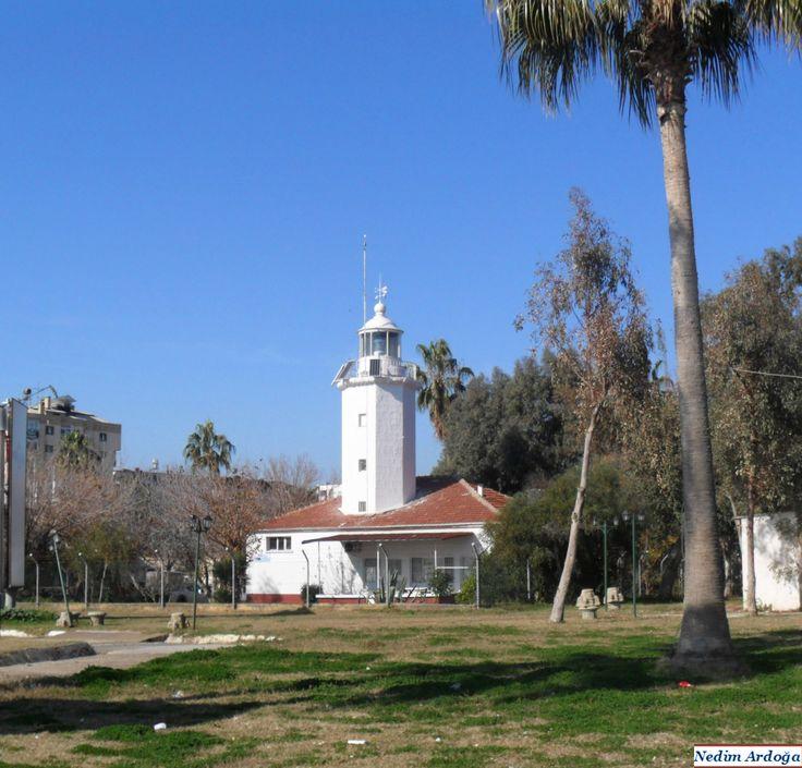 Mersin Deniz Feneri (Mersin Lighthouse)