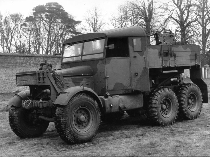 Scammell Pioneer SV 2S