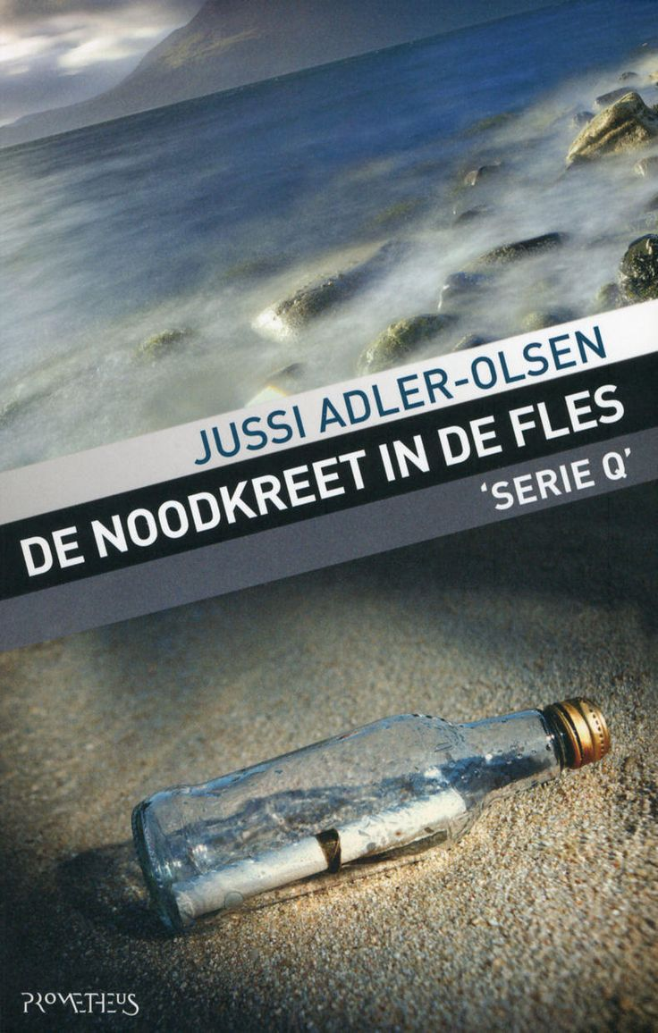 Noodkreet in de fles  -Jussi Adler-Olsen