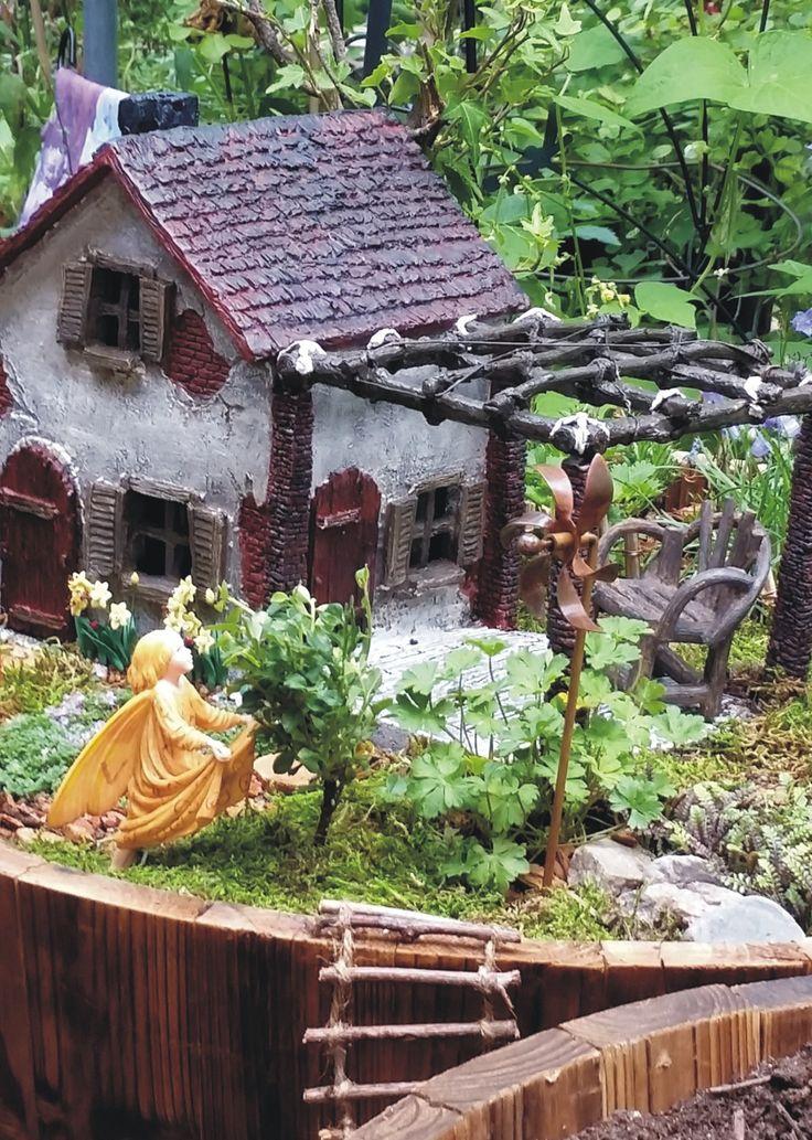 Miniature Fairy Garden Best 1574 sprookjestuin fairy
