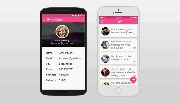 Android | Hybrid | React | iOS | Mobile App Development Company