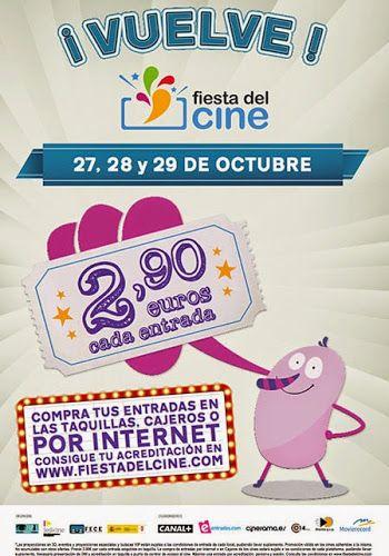 La Fiesta del Cine en Canarias 2014 | Canarias Free