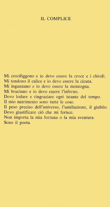 Jorge Luis Borges - Cinco poemas extraídos de « La cifra » / Cinque poesie tratte da « La cifra »