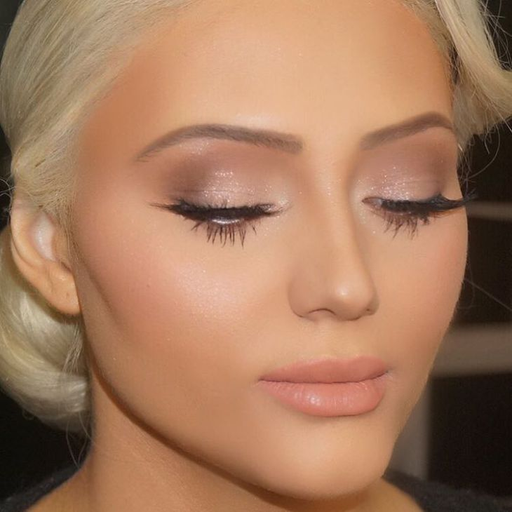 makeup for wedding day best 25 wedding day makeup ideas on day 5664