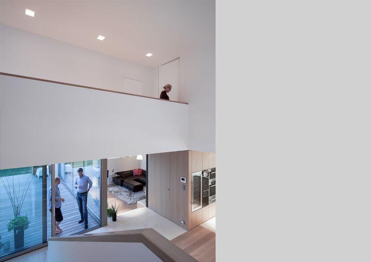 Epic architecture by kurt hoerbst Haus O Architekturwerkstatt Haderer kitchen Pinterest Casa e Architettura