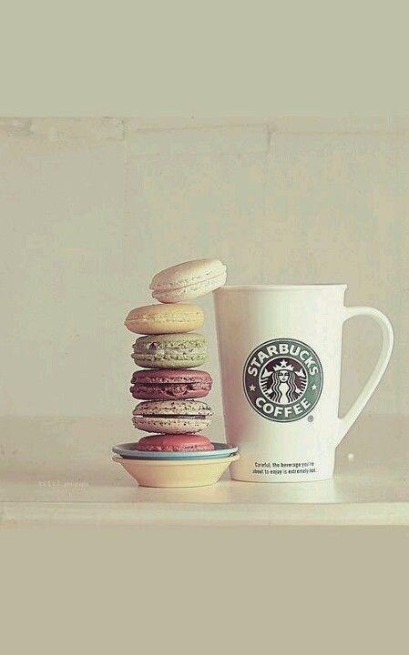 starbucks | Starbucks coffee, Macarons, Starbucks drinks