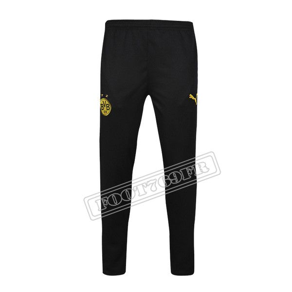 Destockage:Nouveau Pantalon Survetement Borussia Dortmund Noir 2016 2017 Thai Edition | Foot769Fr