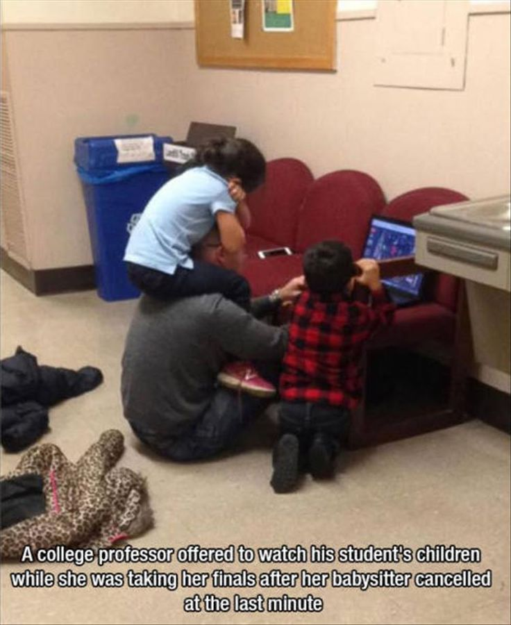 Faith In Humanity Restored - 12 Pics