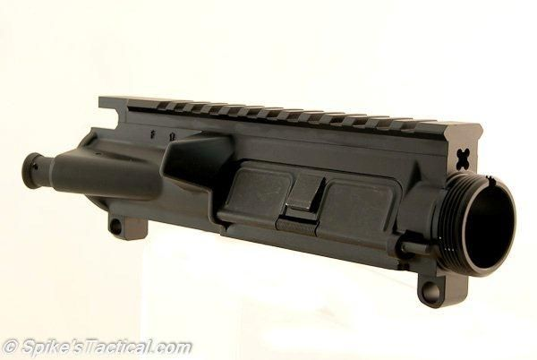 Spikes Tactical forged M4 upper receiver.