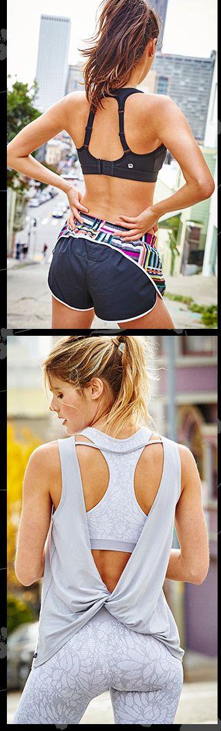 Women's Workout Wear by Kate Hudson