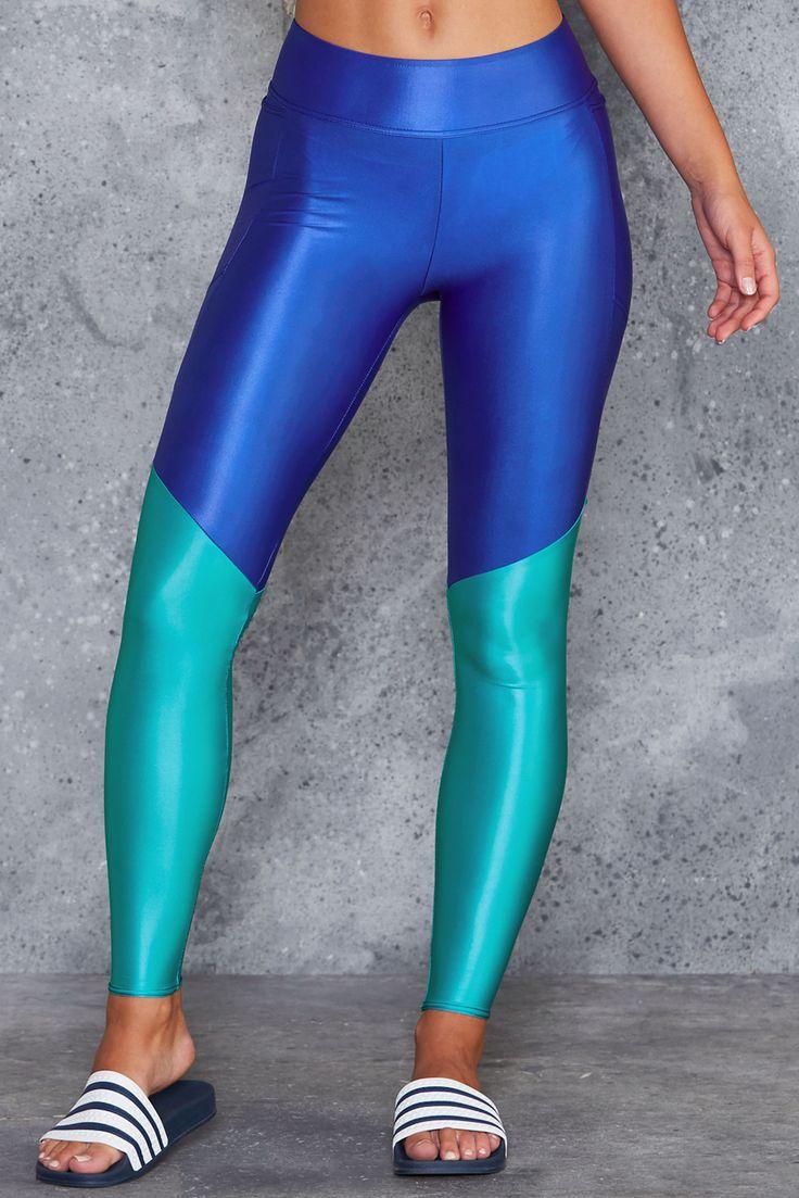 Lustre Spliced Ninja Pants - PRESALE ($100AUD) by BlackMilk Clothing
