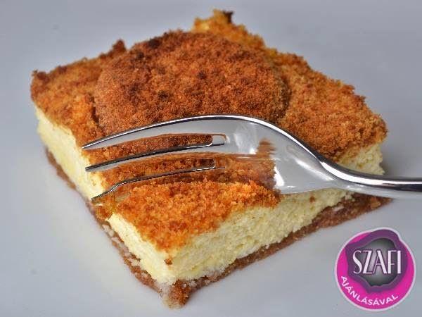 """Paleo """"Túrógombóc"""" torta avagy Keksz Túrótorta (Totuból) ~ Éhezésmentes Karcsúság Szafival"""