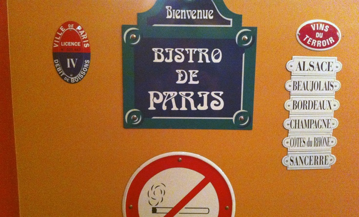 EATDRINK - Bistro de Paris - Two Thousand