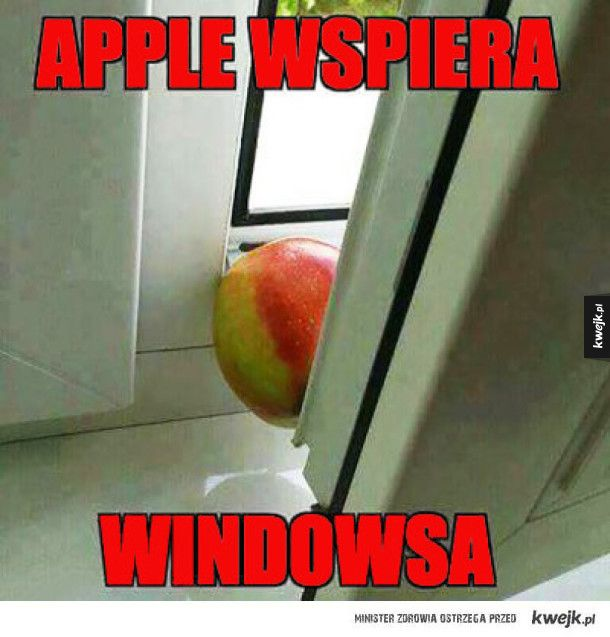 #humor #heheszki #humorobrazkowy #kwejk #apple #windows