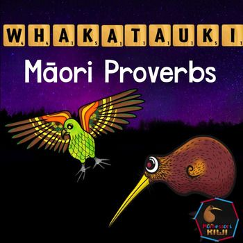 Posters with Maori Proverbs. Contains 20 posters with Maori proverbs perfect for mainstream or immersion classrooms. All pages in colour. Suitable for mainstream or immersion classes Included are A4 sized full colour: - Header poster 'Whakataukī o te wiki (whakatauki of the week) - Bilingual posters x 20 - Te Reo only posters x 20 Find all my Māori resources here *Verb