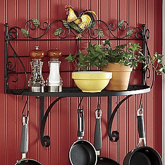 17 Best images about Pot Racks on Pinterest | Wall mount ...