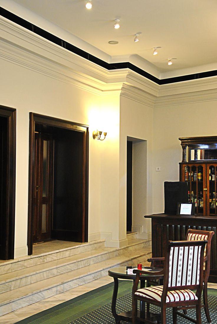 Cornisa Interior