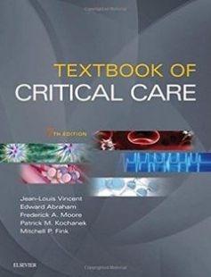 fink textbook of critical care pdf