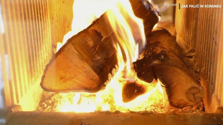 Poradnik - Jak palić w kominku? Ekologiczne i efektywne spalanie bez SMOGU!