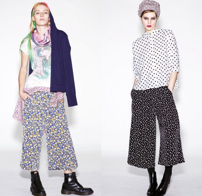 UNIQLO 2013 Spring Summer Womens Lifewear Collection