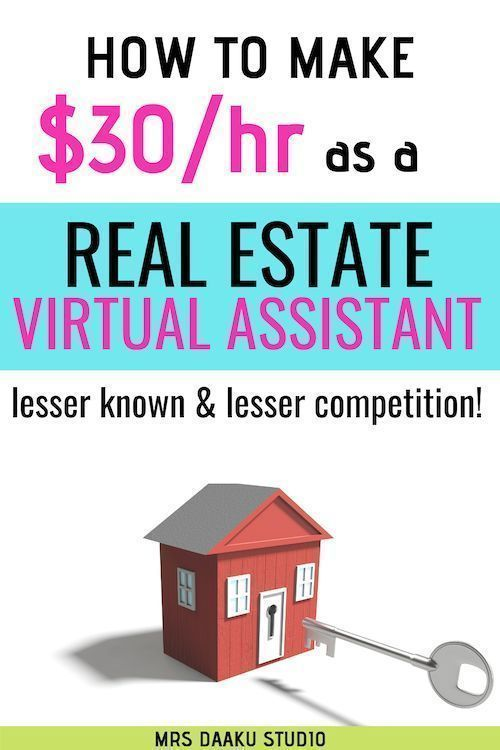How to Become a Real Estate Virtual Assistant in 2019 – Earn extra-money