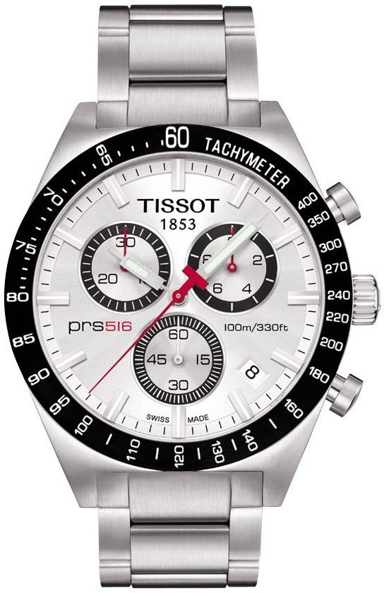 """#Shop for #Luxury #Watches Online. Buy #TISSOT T-SPORT PRS 516-#T04441721031 CHRONOGRAPH MENS WATCH @ lowest price ever on www.voloshopee.com """" Stop Thinking...... Just Shopping """" for more info about this click on this link: http://goo.gl/U9kwpb"""