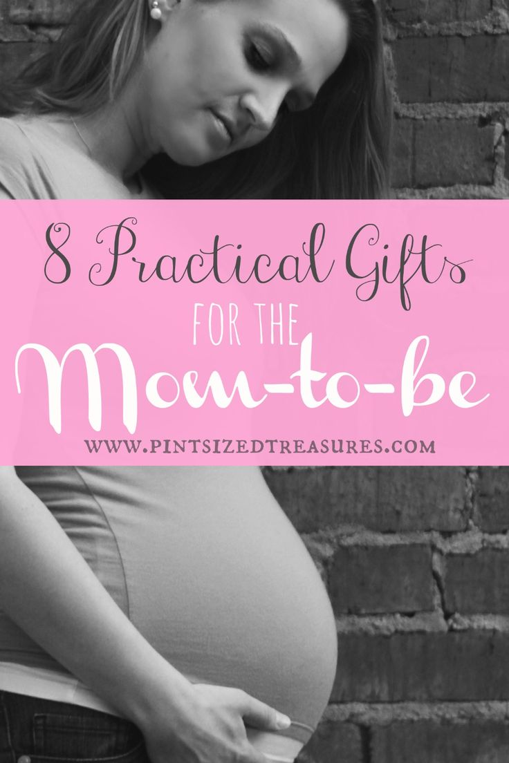 8 Practical gifts for the mom-to-be in your life! Great ideas from moms-to-moms! #giftguides #pregnancy #babyshower #RefreshYourNursery #pmedia #ad