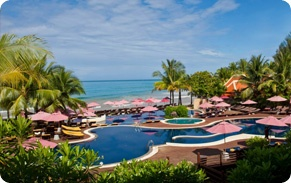 Khaolak Laguna Resort      Hotel Area : Khuk Kak Beach     Location : Beach  Traveler Review :    (0 from 5)    Start Rate : 2,240 THB