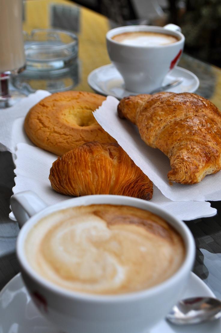 Italian breakfast... | Food through my lenses | Pinterest