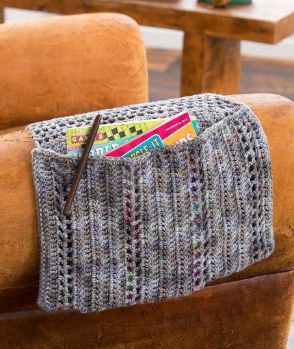 Malote Organizador (Free Crochet Pattern)