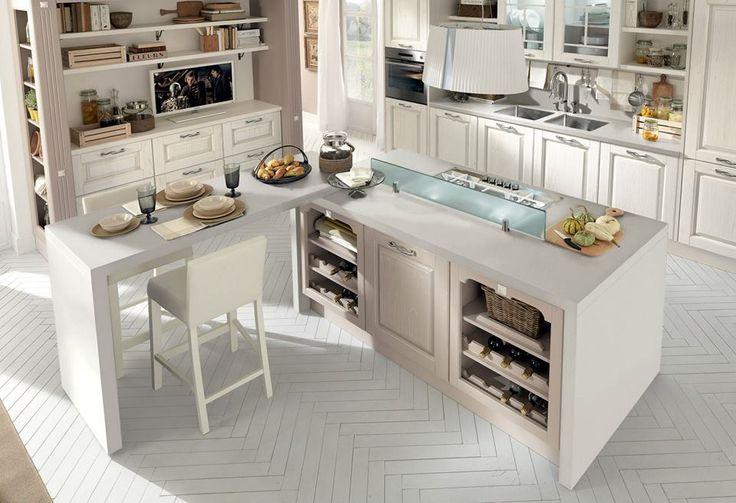 Cucina Lube - Modello Laura www.magic-house.it #cucina #design ...