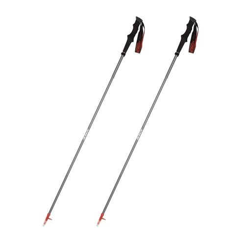 (40.43$)  Watch here  - AONIJIE 1 Pair Tri-fold Trekking Poles Collapsible Walking Sticks for Hiking Camping Climbing