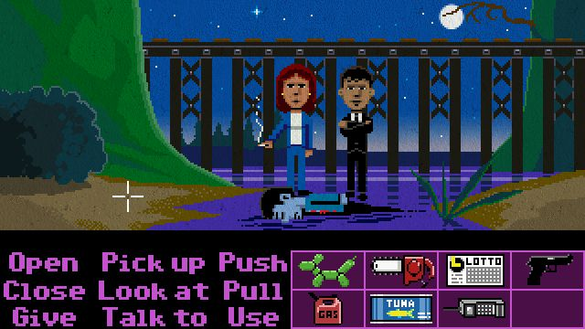 https://www.kickstarter.com/projects/thimbleweedpark/thimbleweed-park-a-new-classic-point-and-click-adv Did you ever play Maniac Mansion? Of course you..