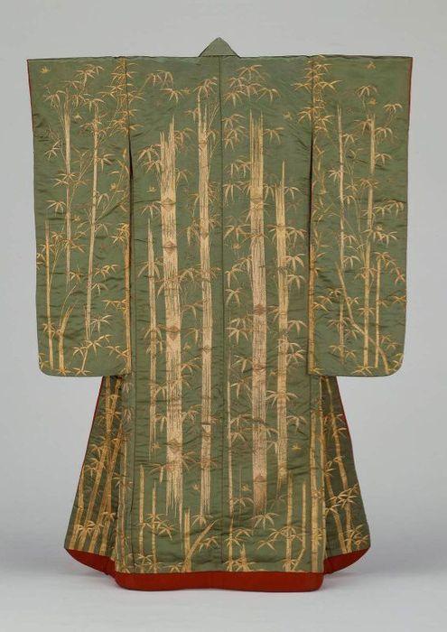 uchikake, edo period