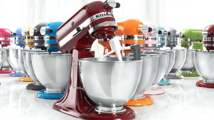 Black Friday 2018 Kitchenaid Mixers Are On Super Sale At