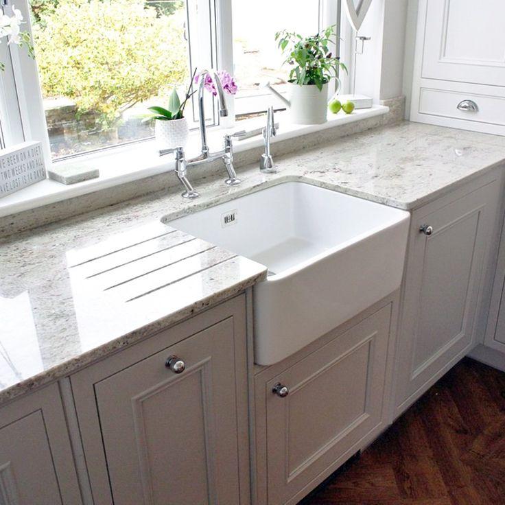Kitchen Worktops And Sinks: 25+ Best Ideas About Ceramic Kitchen Sinks On Pinterest