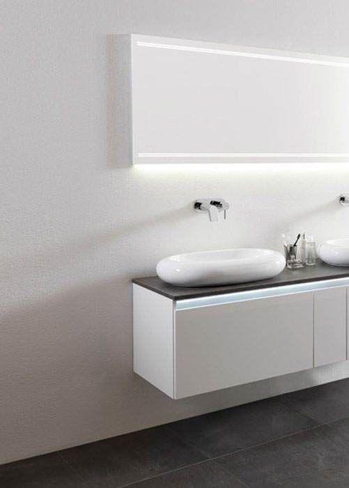 Wandtegels Badkamer Hubo  Kleine badkamer tegels  bohemian badkamer interieur inrichting   Zwart