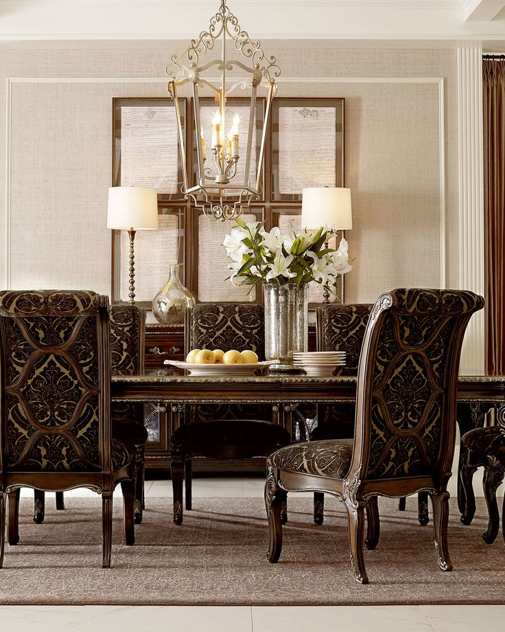 44 best images about Delectable Dining Rooms on Pinterest  : 4be8376703172298cf4fd17b68ed9934 from www.pinterest.com size 736 x 920 jpeg 154kB