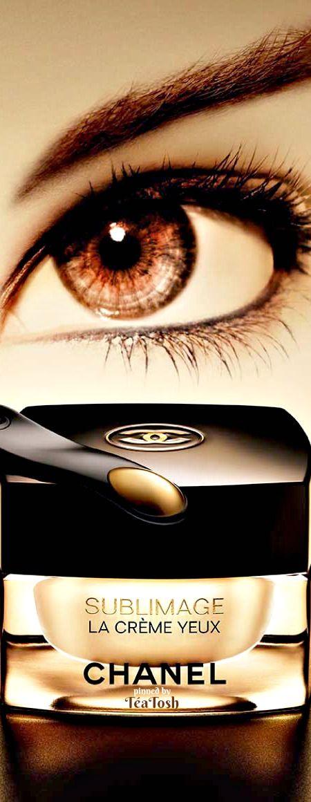 ❇Téa Tosh❇ Chanel, Sublimage: La Creme Yeux - Ultimate Regeneration Eye Cream