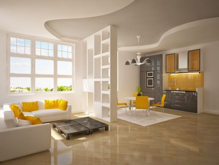 How to Decorate with Yellow Details