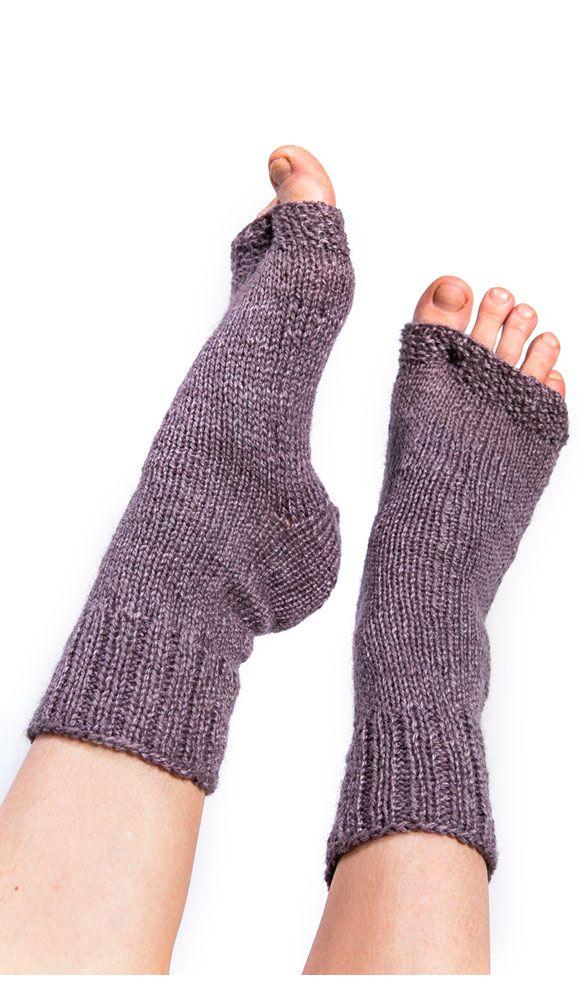 шерстяные носки с пальчиками для йоги, носки из Непала, непальская шерсть, woolen yoga socks , toes from Nepal , Nepalese wool,