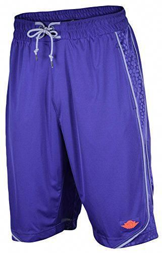79b0fecc644a NIKE Jordan Men S Dri-Fit Aj Ii Air Jordan Basketball Shorts-Purple.  nike   cloth    basketballshortsgirls