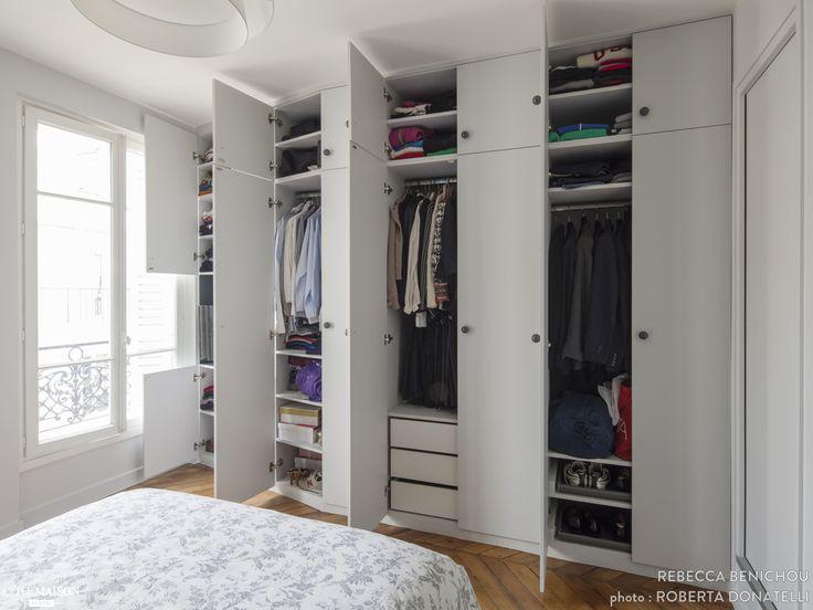 174 best Un dressing bien organisé images on Pinterest | Dressing ...