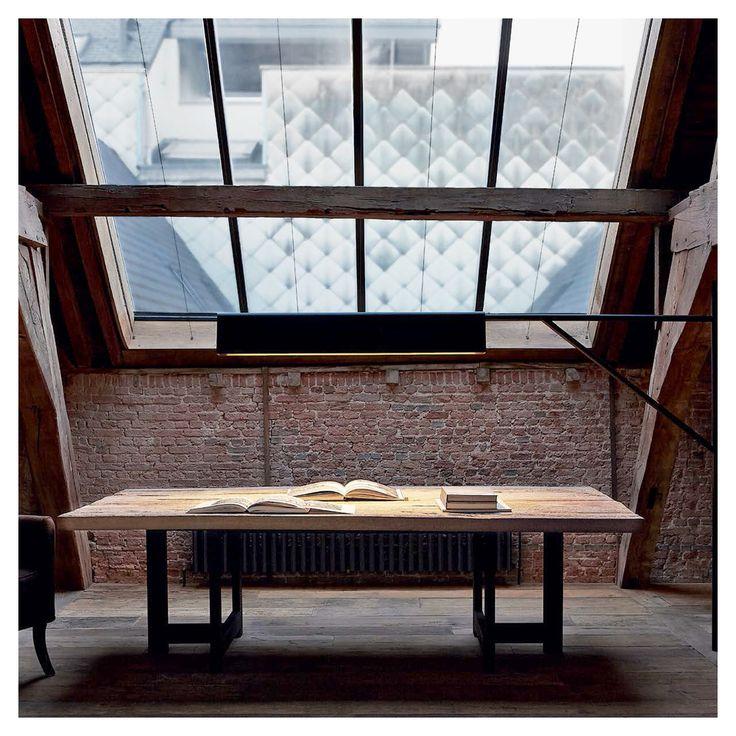 Vincent Van Duysen - Attic in Antwerp [Belgium, 2015]