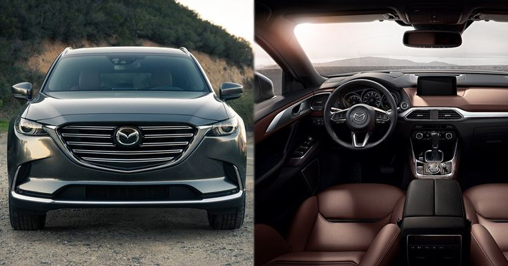 The Mazda CX-9 Meticulously Crafted for Drivers