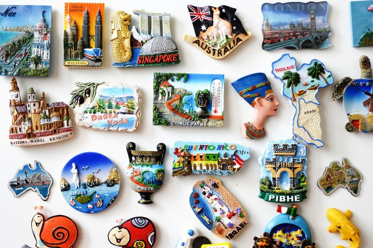 Travel Magnets puzzle in Puzzle of the Day jigsaw puzzles on TheJigsawPuzzles.com. Play full screen, enjoy Puzzle of the Day and thousands more.