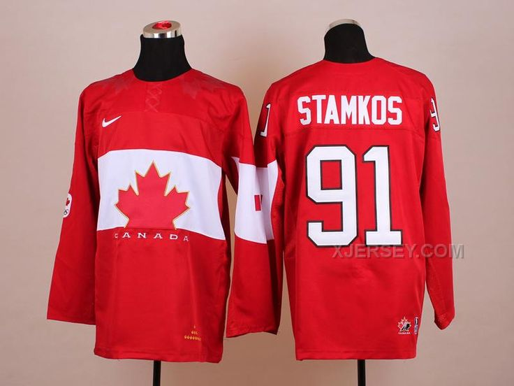 http://www.xjersey.com/canada-91-stamkos-red-2014-olympics-jerseys.html CANADA 91 STAMKOS RED 2014 OLYMPICS JERSEYS Only $50.00 , Free Shipping!