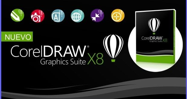 CorelDRAW X8 Crack With Serial Key Free Download