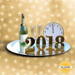 Lo mejor para 2018...SALUD!/De allerbeste voor 2018 – Proost!
